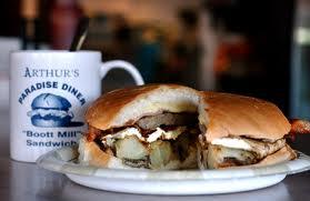 Boothill sandwich